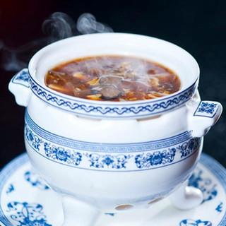 Seafood Hot & Sour Soup