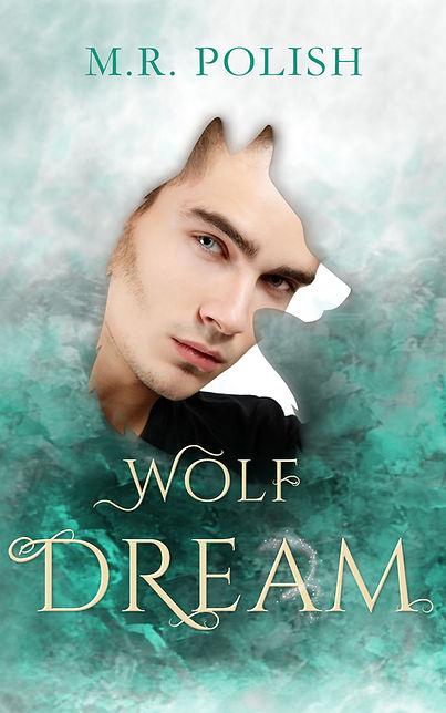 Wolf Dream book cover