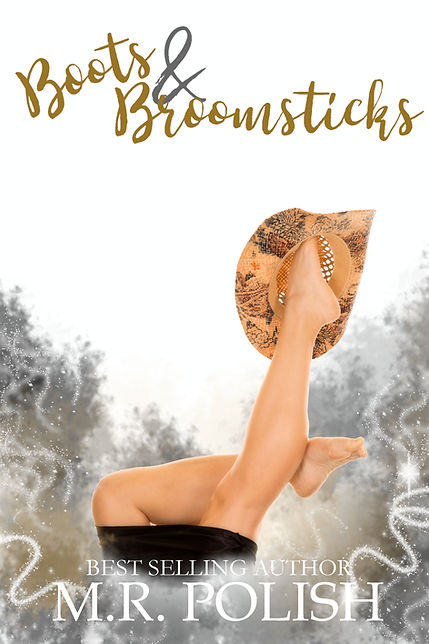 Boots and Broomsticks book cover