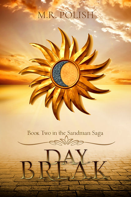 Day Break book cover