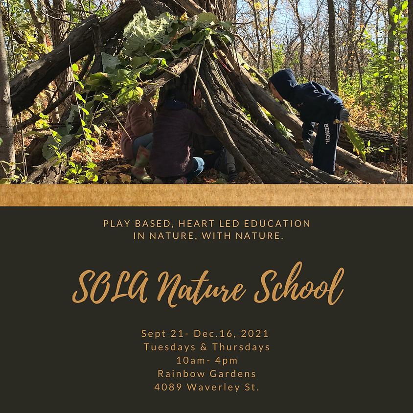 SOLA Nature School