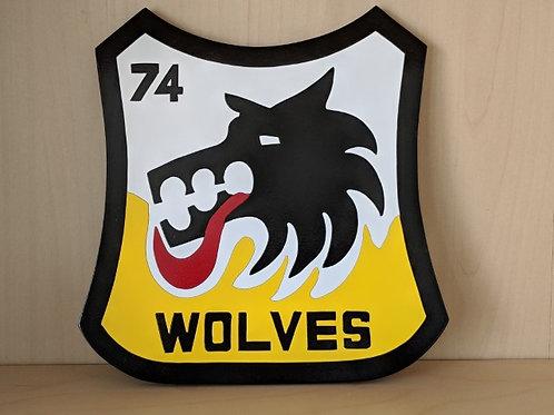 Wolverhampton Wolves 1974