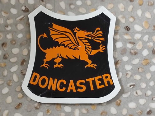 Doncaster Dragons 1970 - second