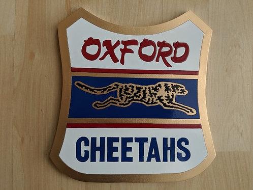 Oxford Cheetahs 1992 race jacket