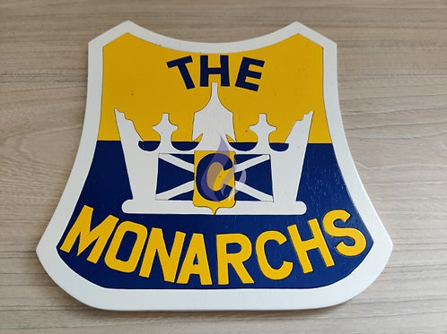 Coatbridge Monarchs 1968