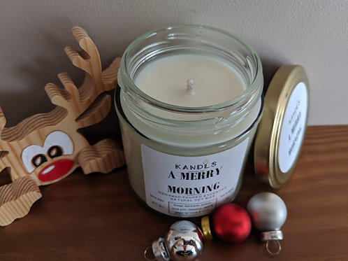 A Merry Morning candles & tealights