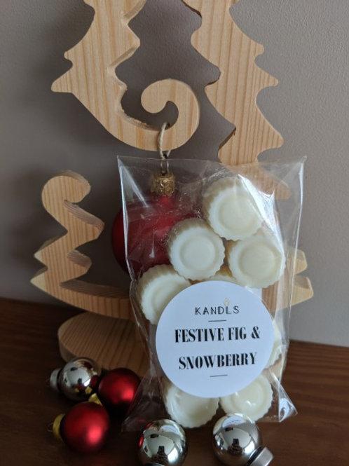 Festive Fig & Snowberry melts