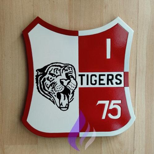 Coatbridge Tigers 1975