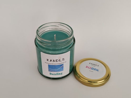 Dazzling candle & tealights