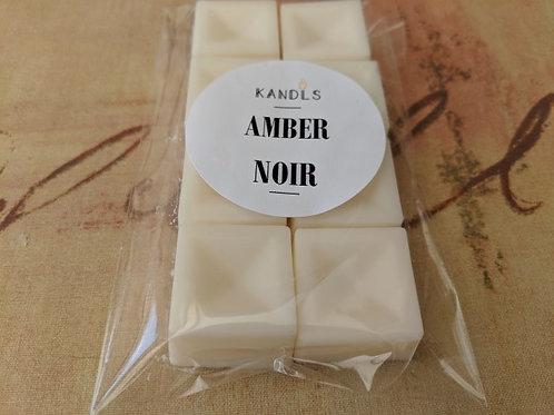 Amber Noir melts