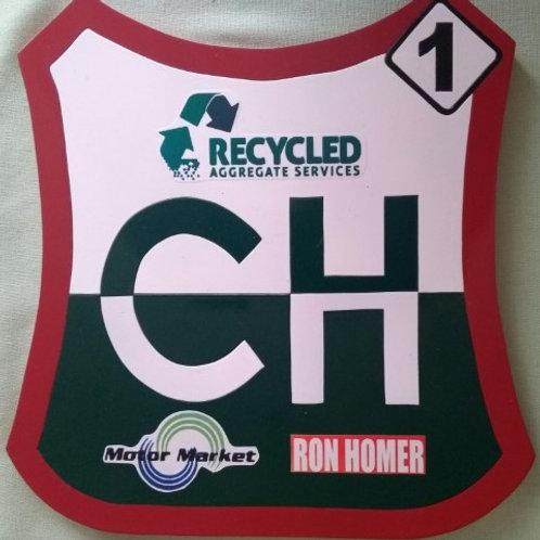 Cradley Heath 2014 race jacket