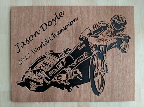 Jason Doyle - action