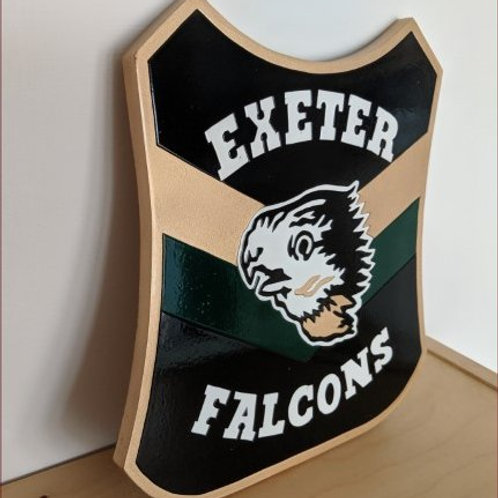 Exeter Falcons '80 race jacket
