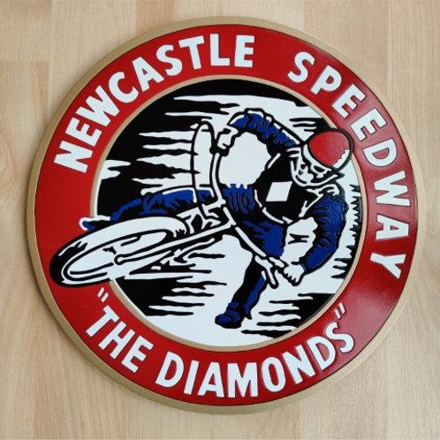 Newcastle Diamonds 1960's