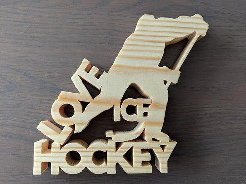 """Love"" Ice Hockey"