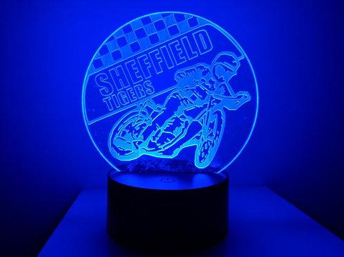 Speedway team LED lights-LIST3