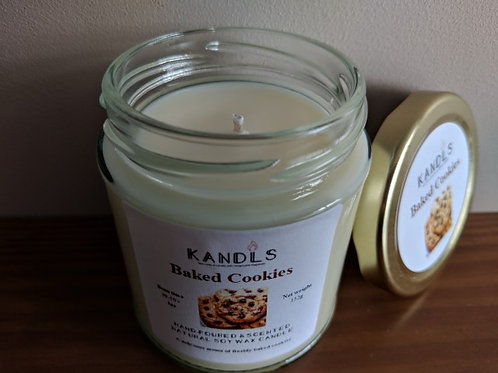 Baked Cookies candles & tealights