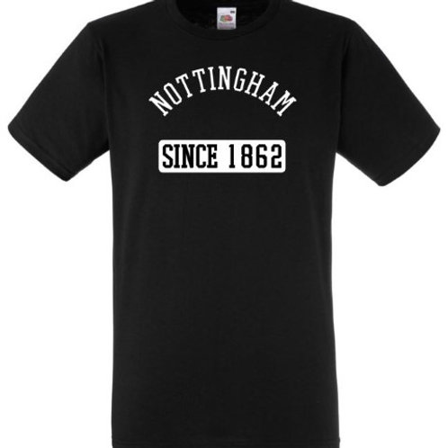 Notts - Since 1862