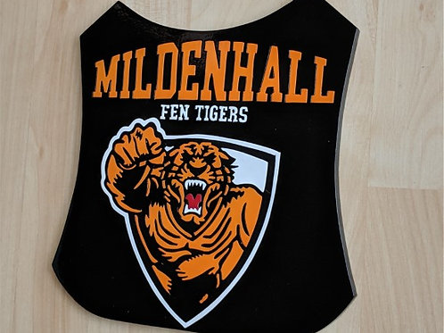 Mildenhall Fen Tigers '19 race jacket