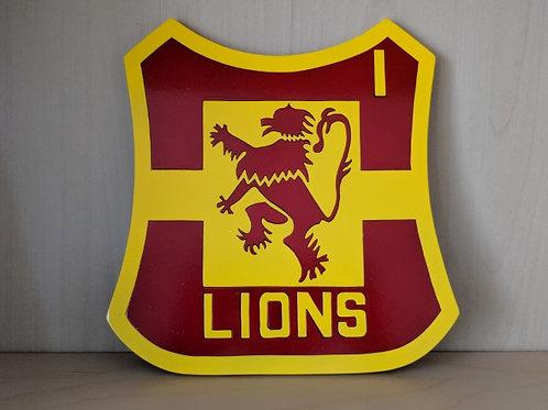 Paisley Lions 1975