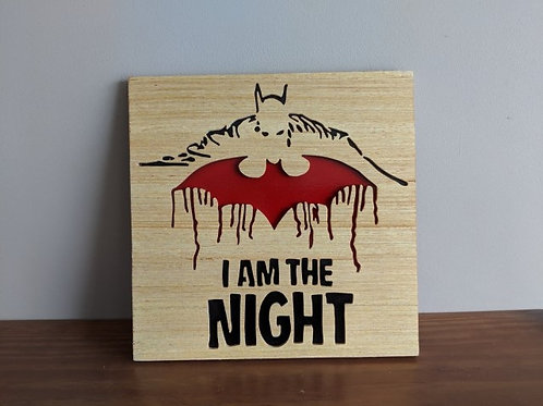 "Batman - ""I Am The Night"""