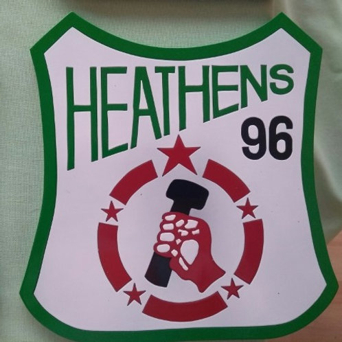 Cradley Heath Cubs 1996 race jacket