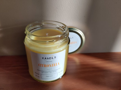 Citronella candles & tealights
