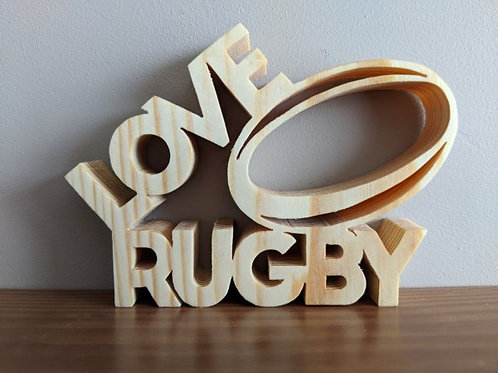 """LOVE"" Rugby"