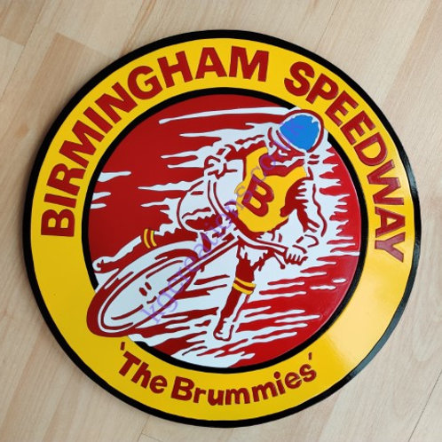 Birmingham Speedway 1970's