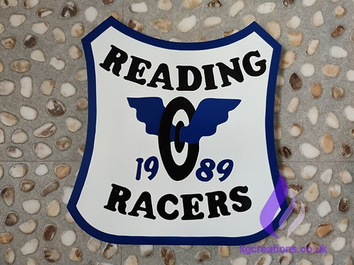 Reading Racers 1989