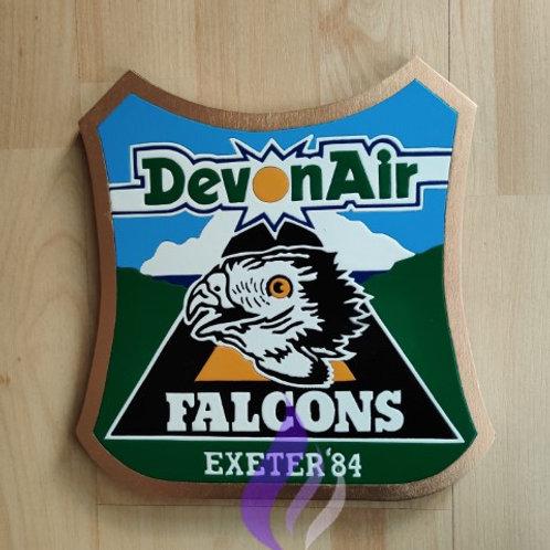 Exeter Devon Air Falcons 1984
