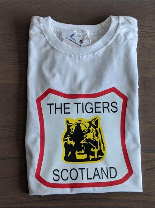 Glasgow Tigers t-shirt