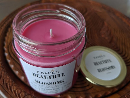 Beautiful Blossoms candles & tealights