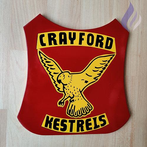 Crayford Kestrels 1982 race jacket