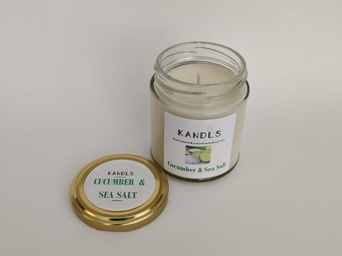 Cucumber & Sea Salt 152g