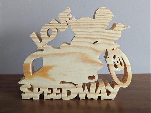 """""""Love"""" Speedway"""