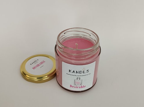 Desirable candle & tealights