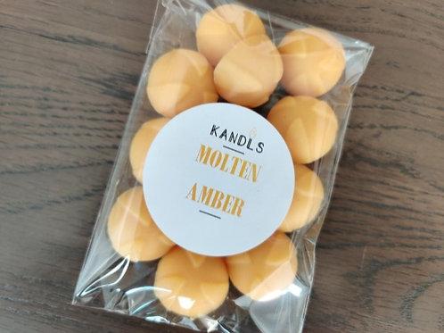 Molten Amber melts