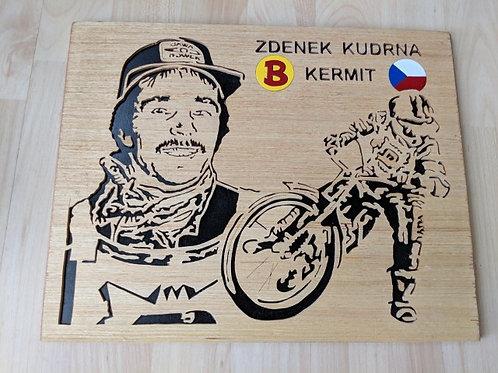 "Zdenek Kudrna ""Kermit"""