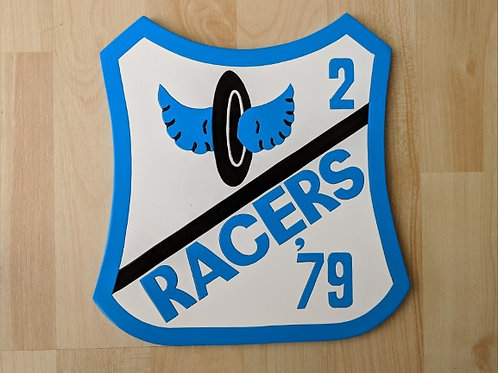 Reading Racers '79 race jacket