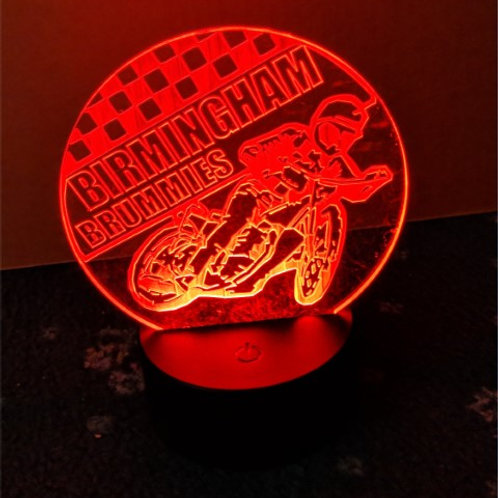 Speedway team LED lights-LIST1