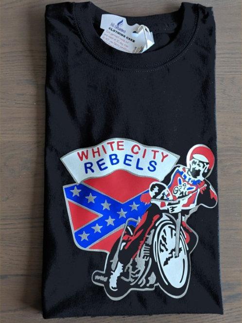White City Rebels t-shirt