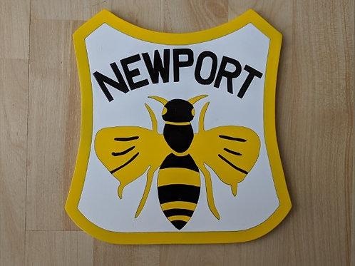 Newport Wasps '71 race jacket