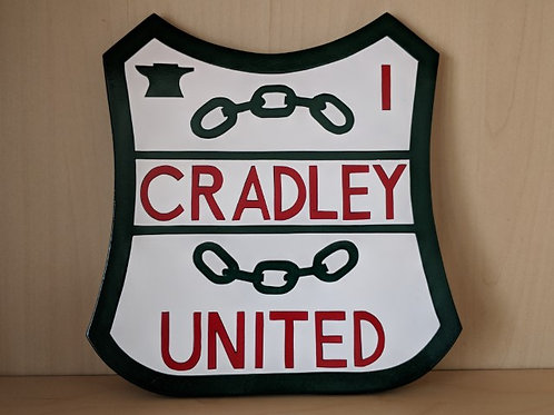 Cradley United 1973