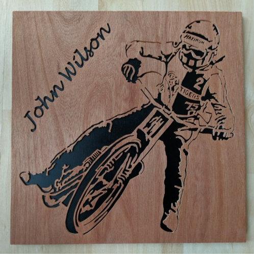 John Wilson action