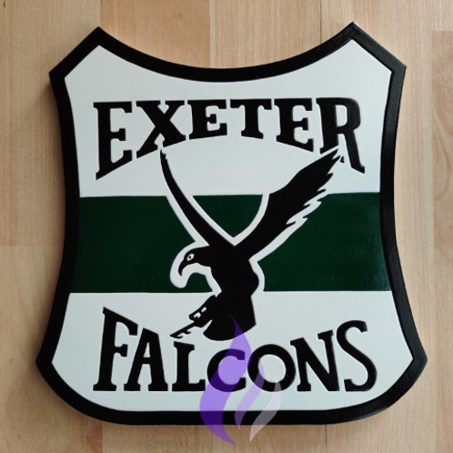 Exeter Falcons 1988