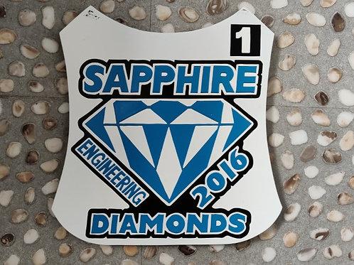 Newcastle Diamonds 2016 - second