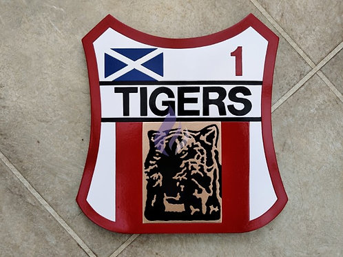 Glasgow Tigers 1984