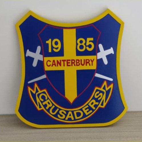 Canterbury Crusaders 1985