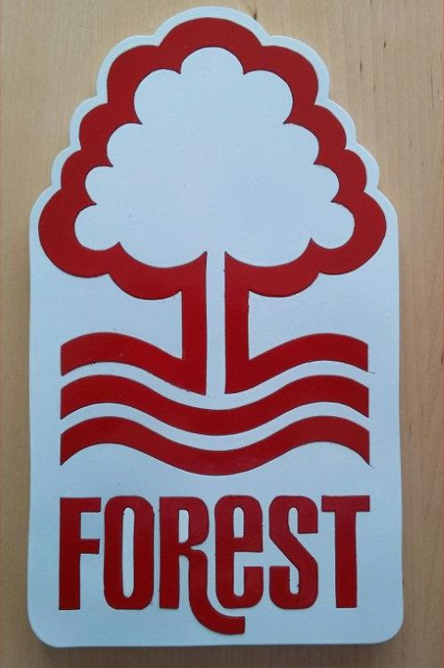 Nottingham Forest club crest